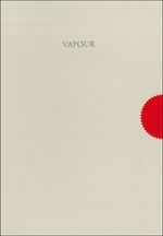 Vapour – The Art of Daniel Gustav Cramer – by Jonathan Miles – domobaal editions 2004