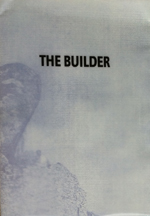 Jeffrey TY Lee and Terue Yamauchi – The Builder – domobaal editions 2011