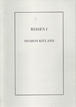 'Reisen I' by Sharon Kivland