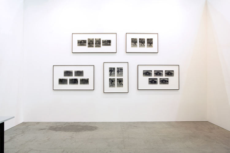 Stuart Brisley 'Homage to the Commune' (1976) at Artissima, Back to the Future, Turin, Italy